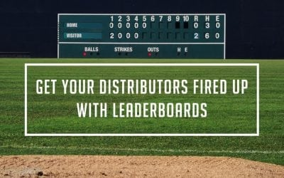 Leaderboards For Your Distributors!