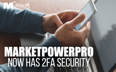 MarketPowerPRO: Two-Factor Authentication (2FA) Now Available!
